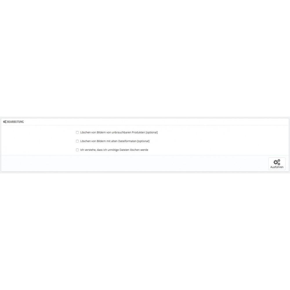 module - Performance - Löschen von unnötigen Produktbildern - 2