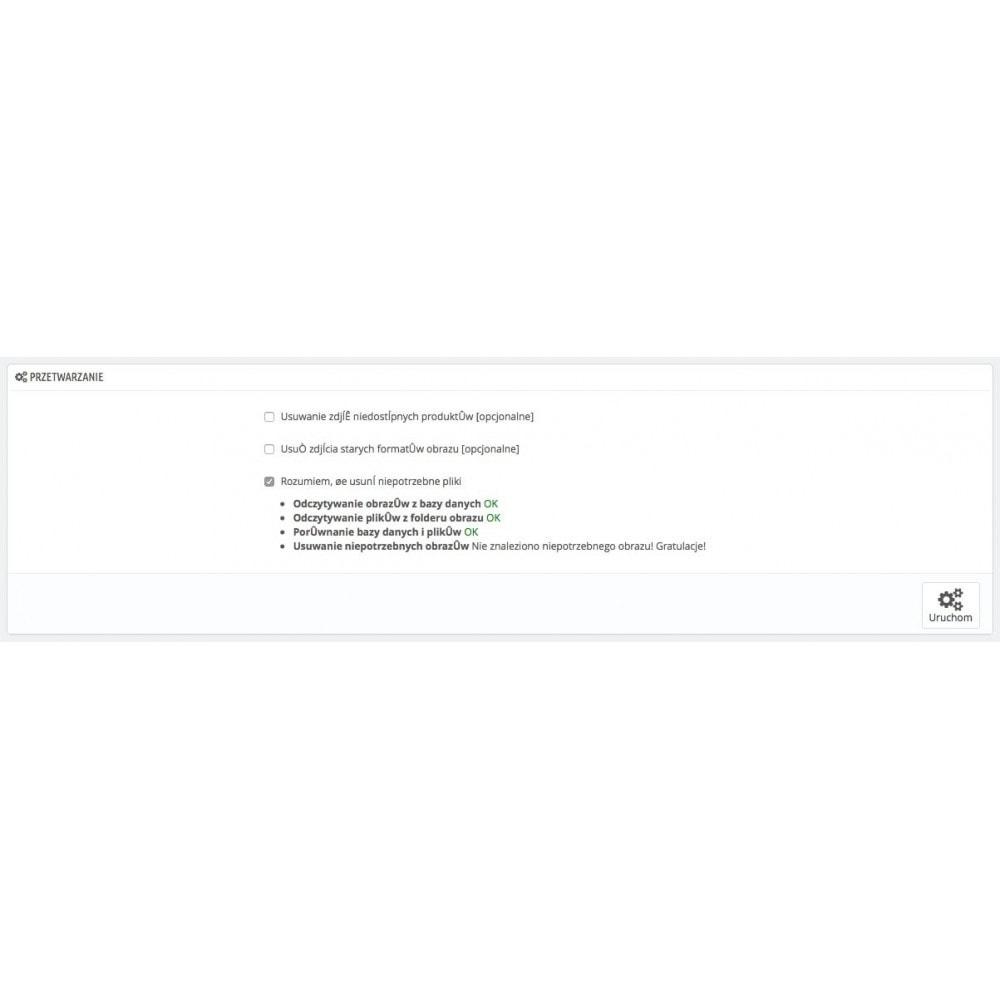 module - Desempenho do Site - Excluir as Imagens desnecessárias dos produtos - 1