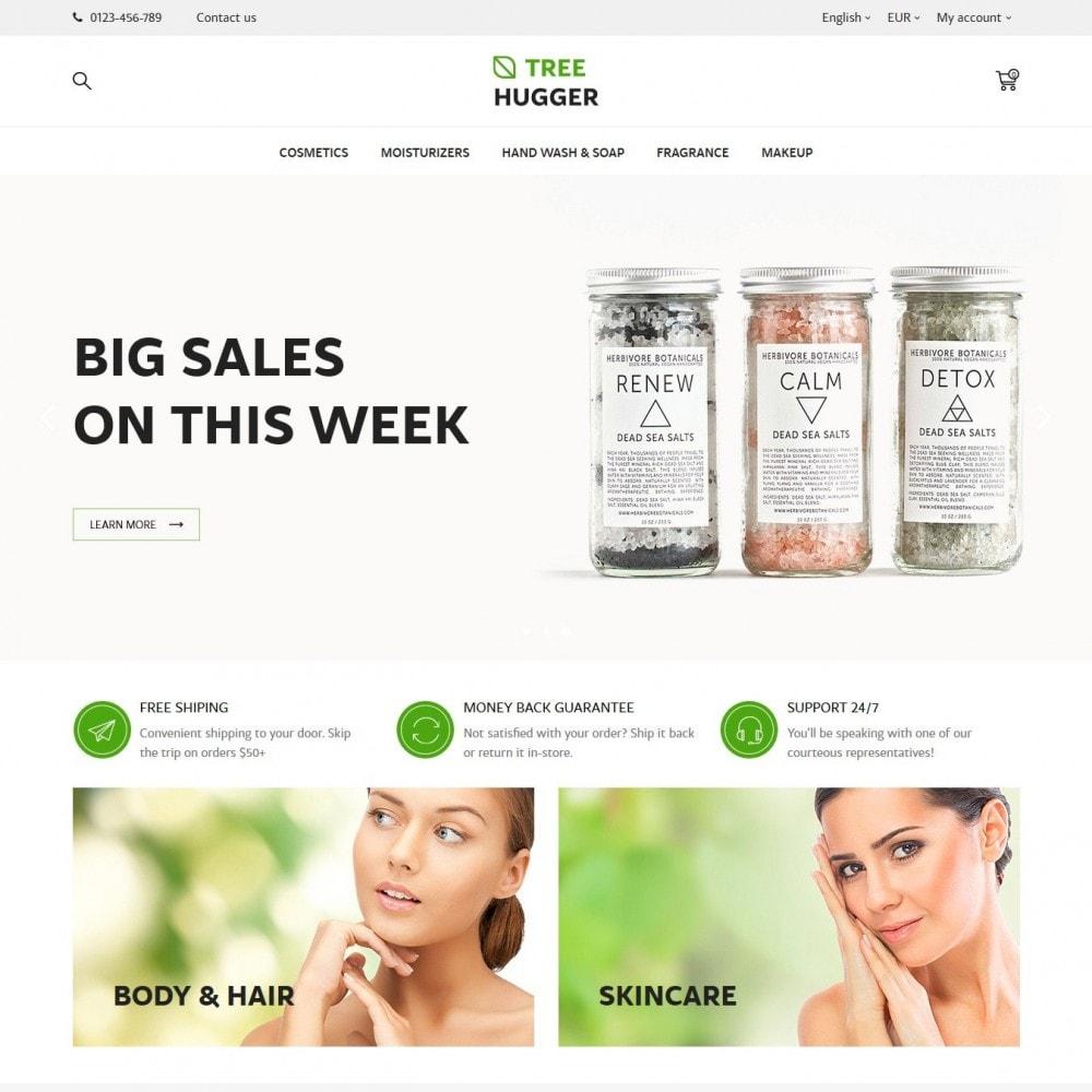 theme - Santé & Beauté - Tree Hugger Cosmetics - 2