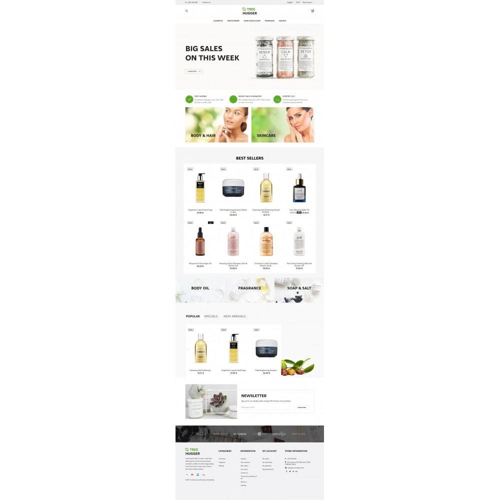 theme - Health & Beauty - Tree Hugger Cosmetics - 9