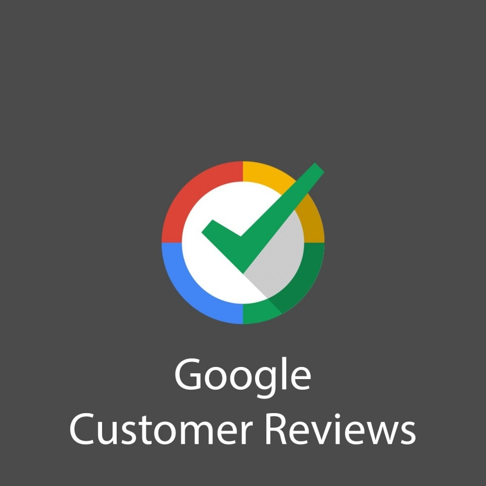 module - Customer Reviews - Google Customer Reviews - 1