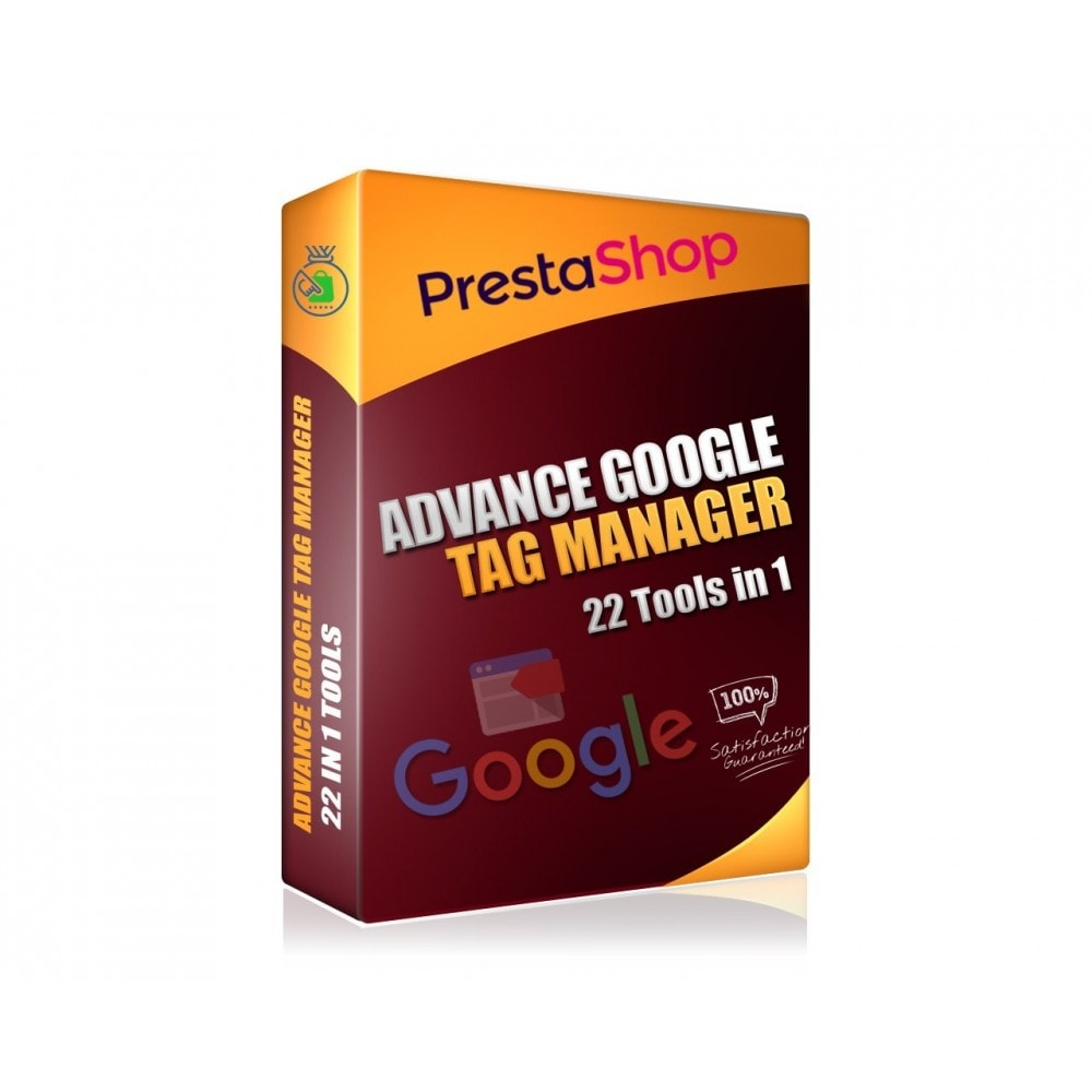 module - Analyses & Statistieken - Advance Google Tag Manager - PRO - 24