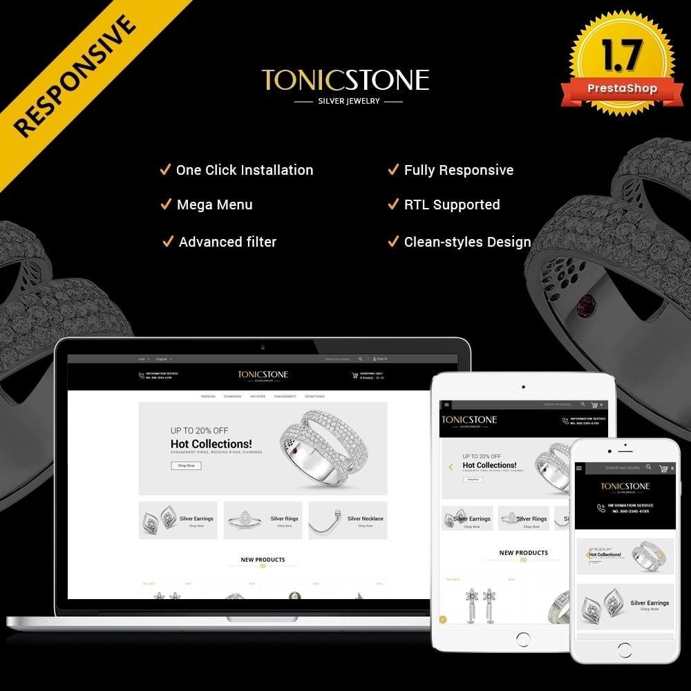 theme - Jewelry & Accessories - Tonic Store - 1
