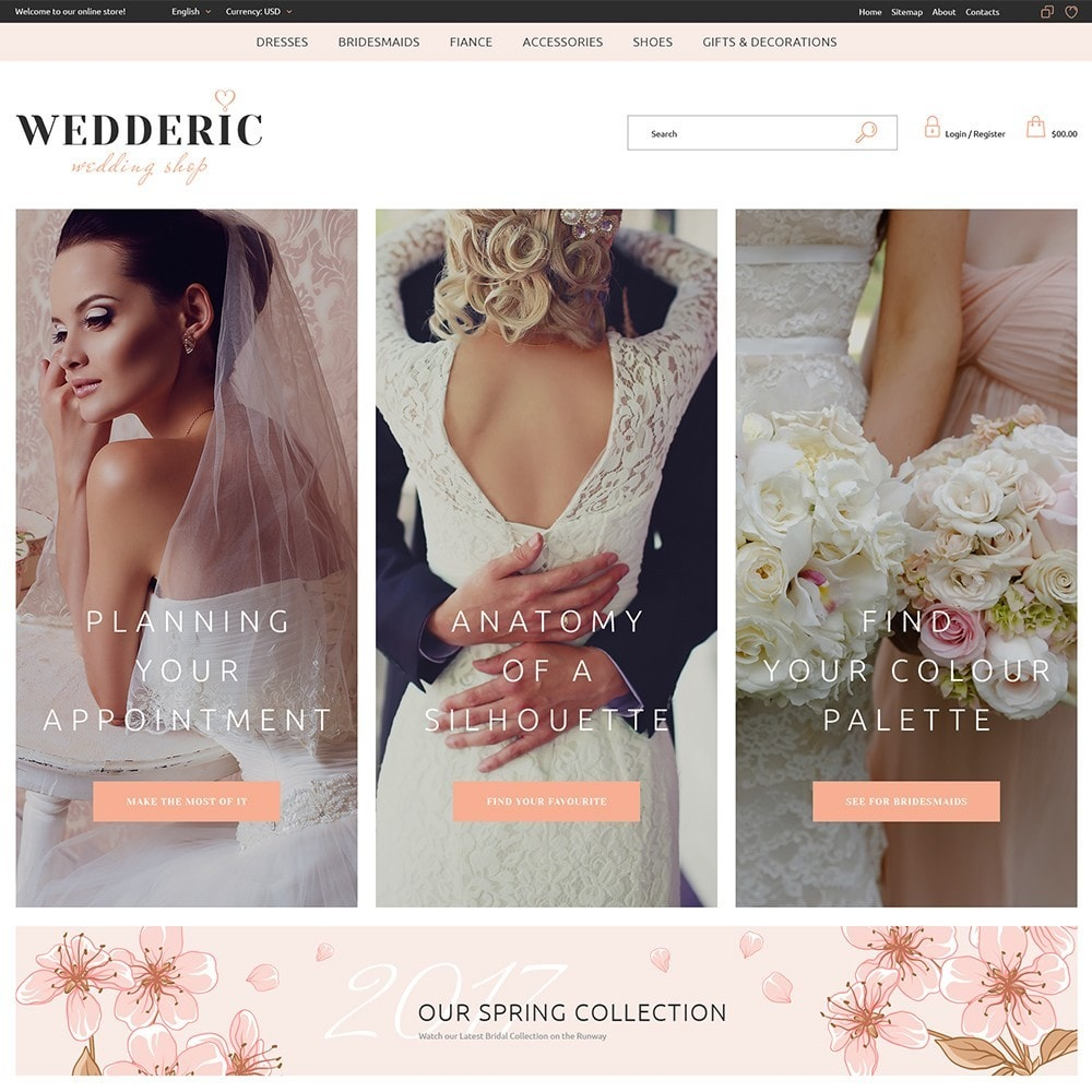 theme - Presentes, Flores & Comemorações - Wedderic - Wedding Shop - 5