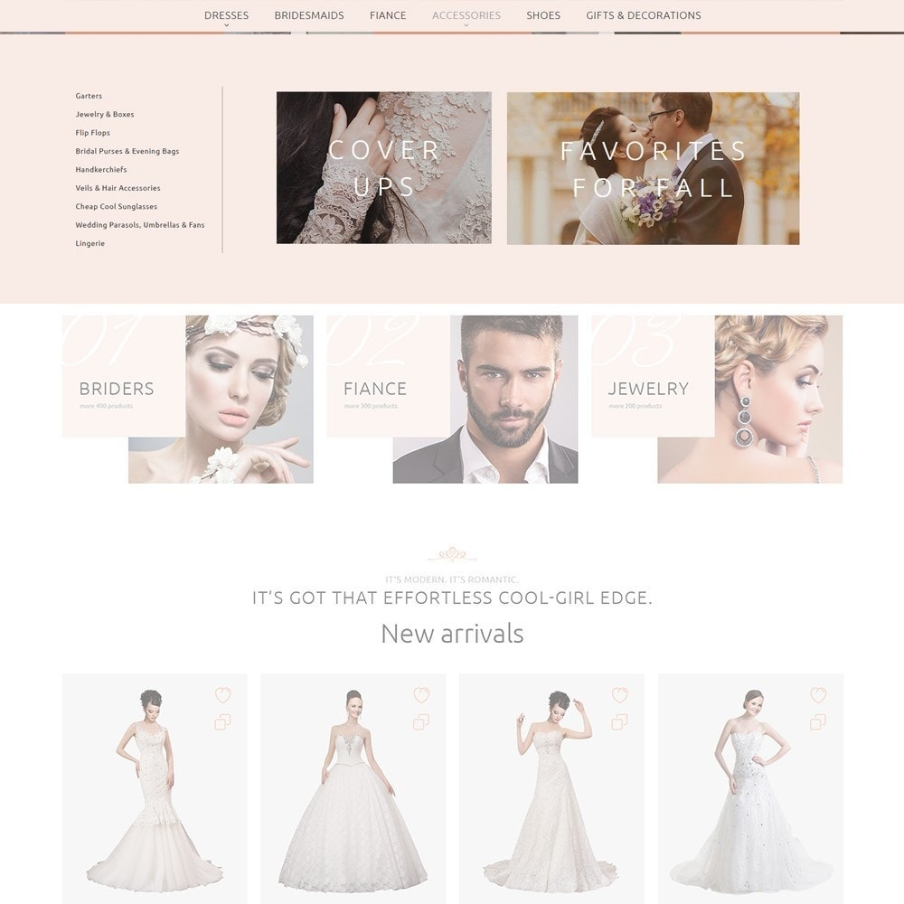 theme - Regali, Fiori & Feste - Wedderic - Wedding Shop - 6