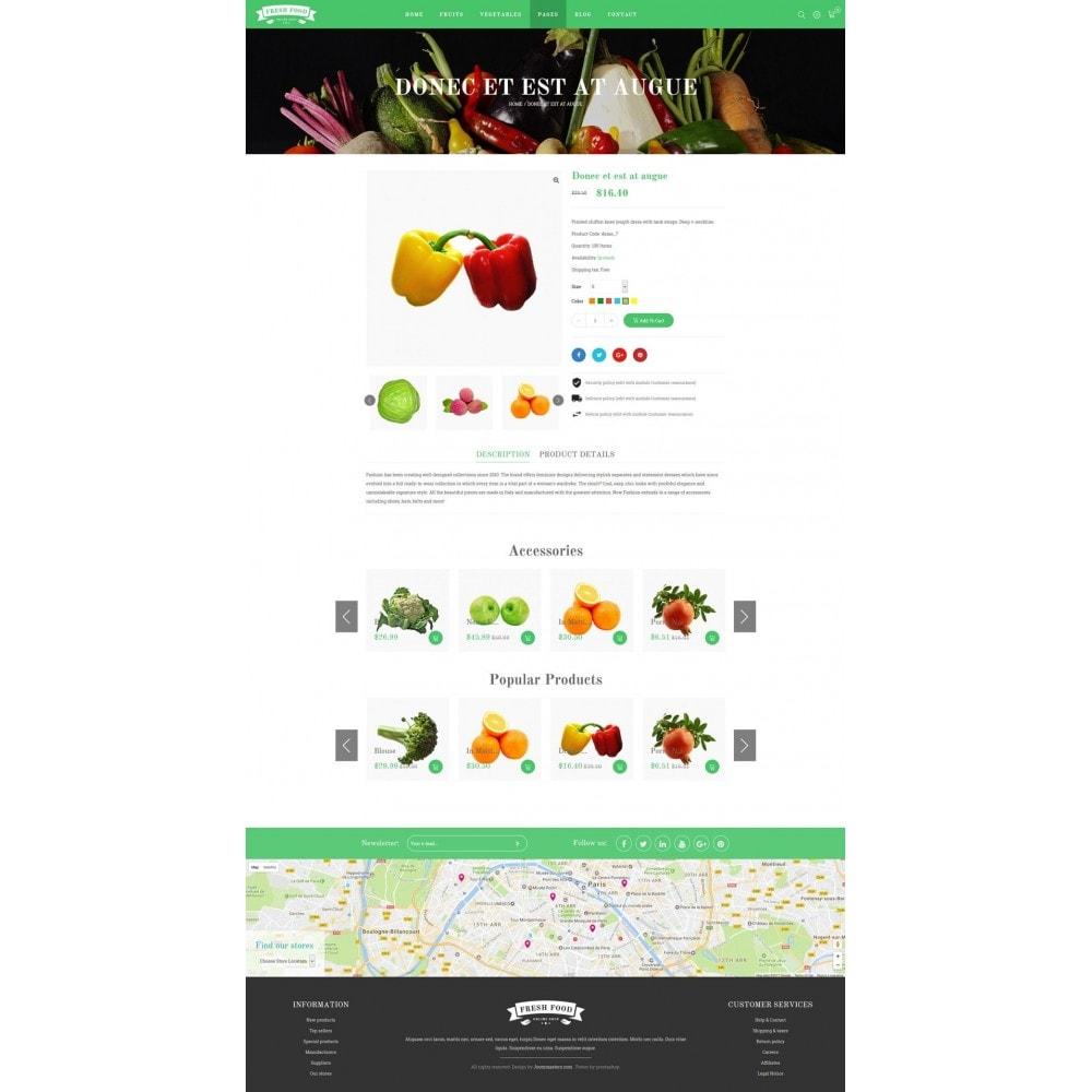 theme - Food & Restaurant - JMS FreshFood II - 8