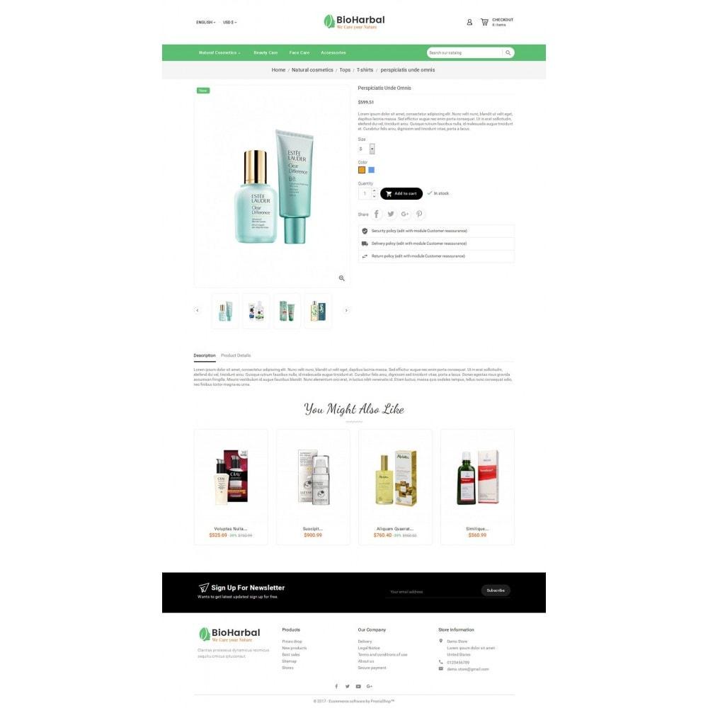 theme - Zdrowie & Uroda - Bio Cosmetics Store - 5