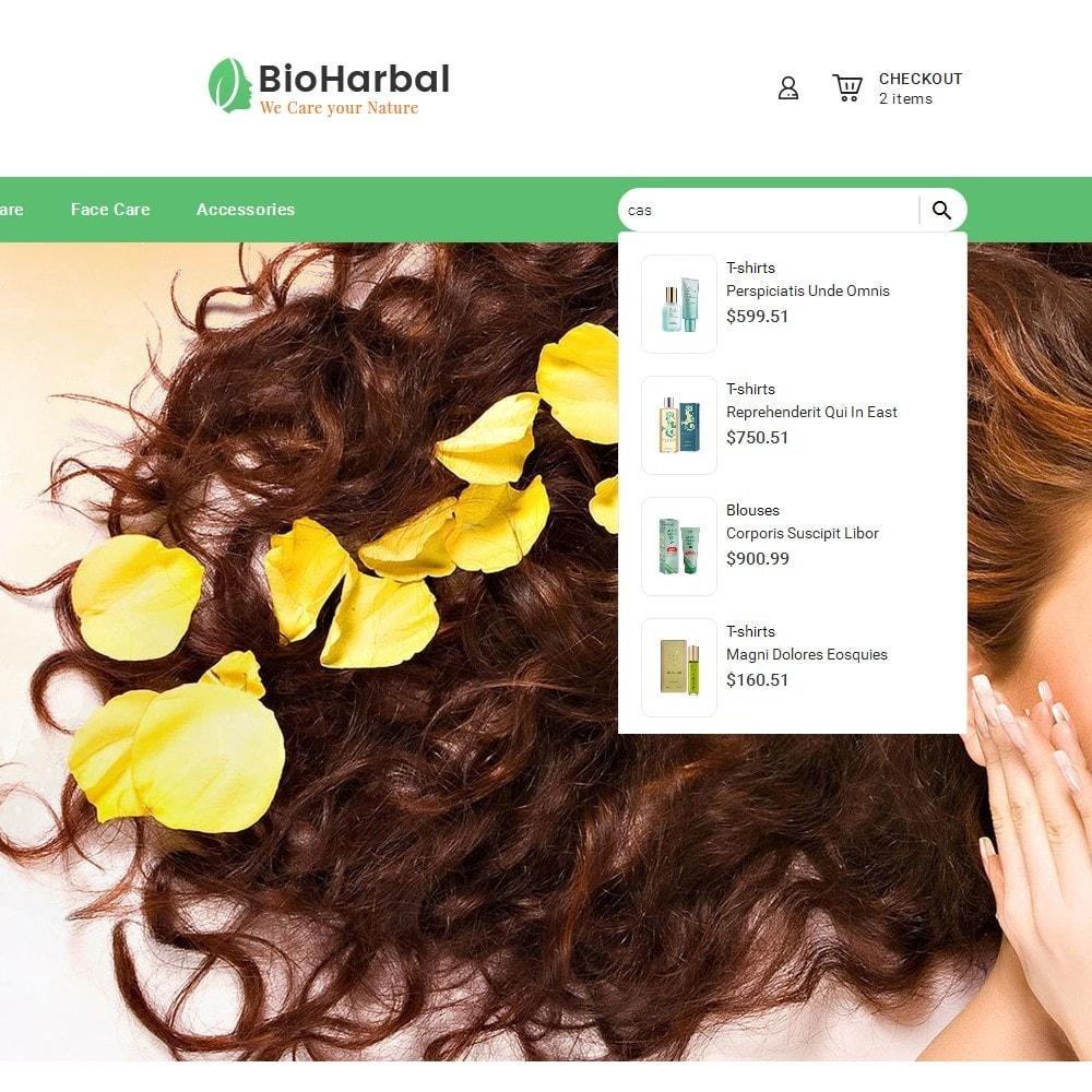theme - Zdrowie & Uroda - Bio Cosmetics Store - 10