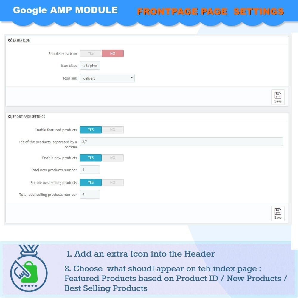 module - Website Performance - PROFESSIONAL AMP PAGES - ACCELERATED MOBILE PAGES - 17
