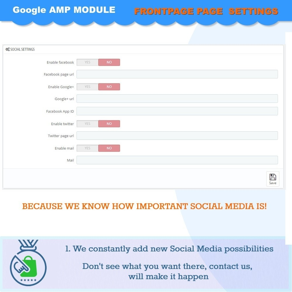 module - Website Performance - PROFESSIONAL AMP PAGES - ACCELERATED MOBILE PAGES - 18