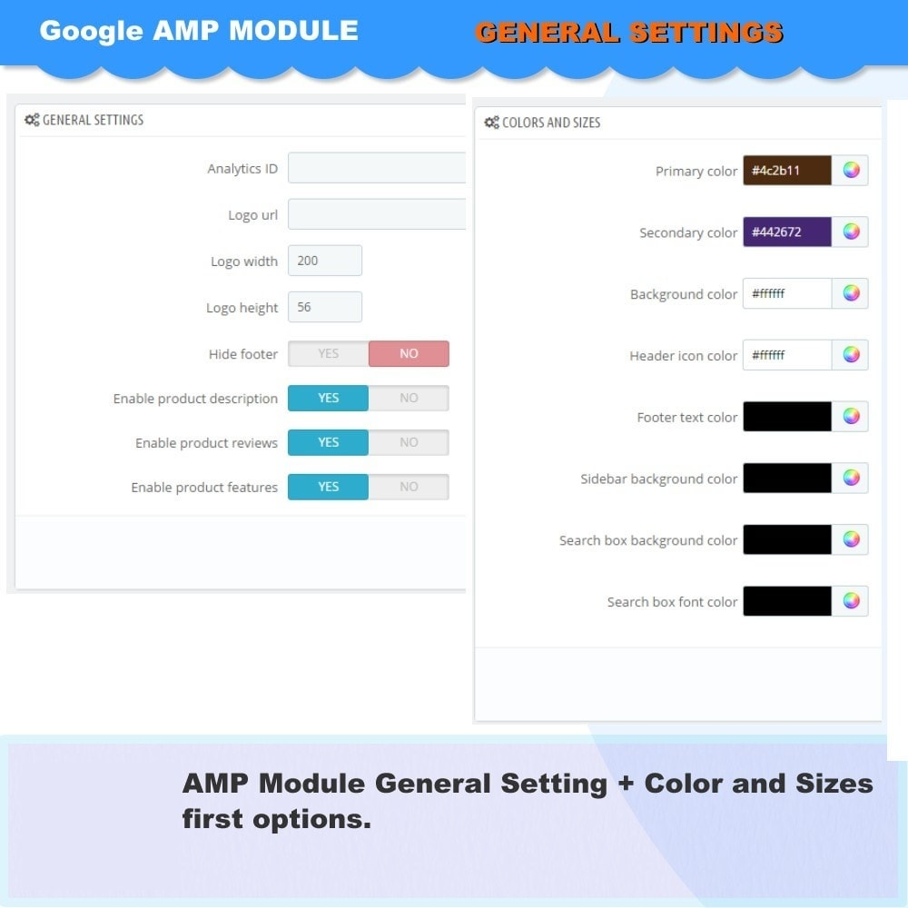 module - Wydajnośc strony - PROFESSIONAL AMP PAGES - ACCELERATED MOBILE PAGES - 15
