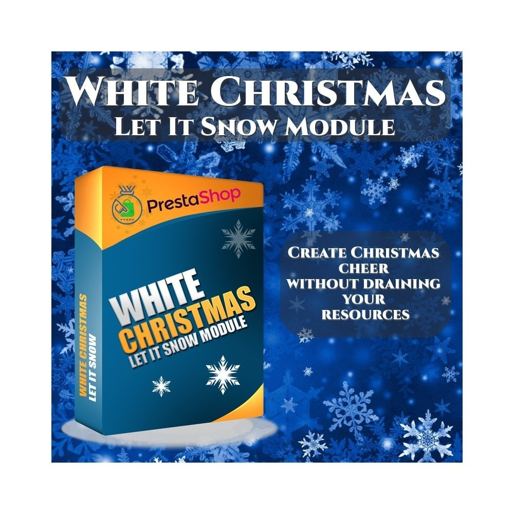 module - Page Customization - White Christmas - 5