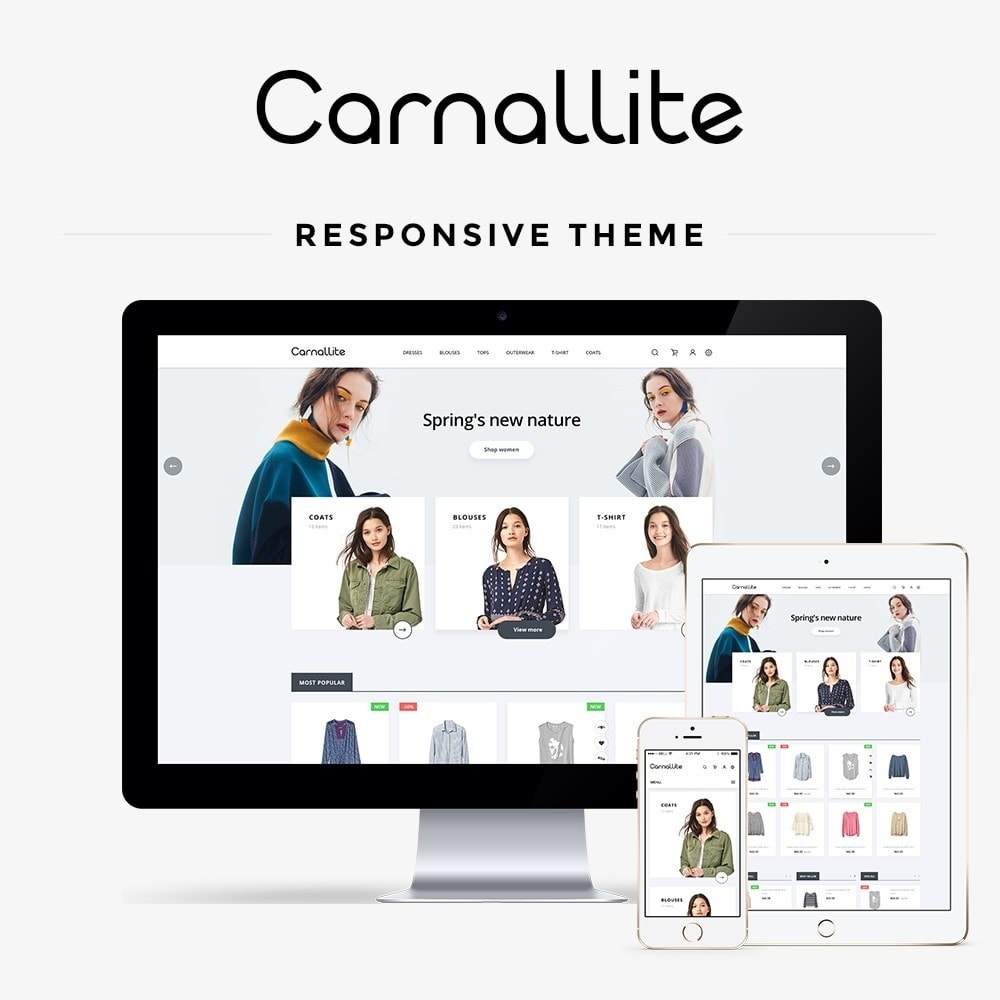 theme - Mode & Chaussures - Carnalitte Fashion Store - 1