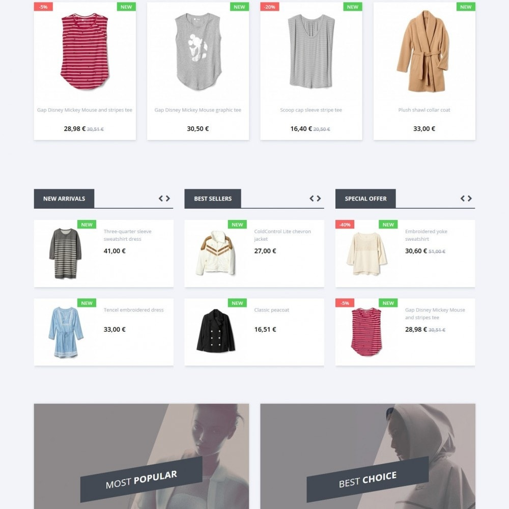 theme - Mode & Chaussures - Carnalitte Fashion Store - 3