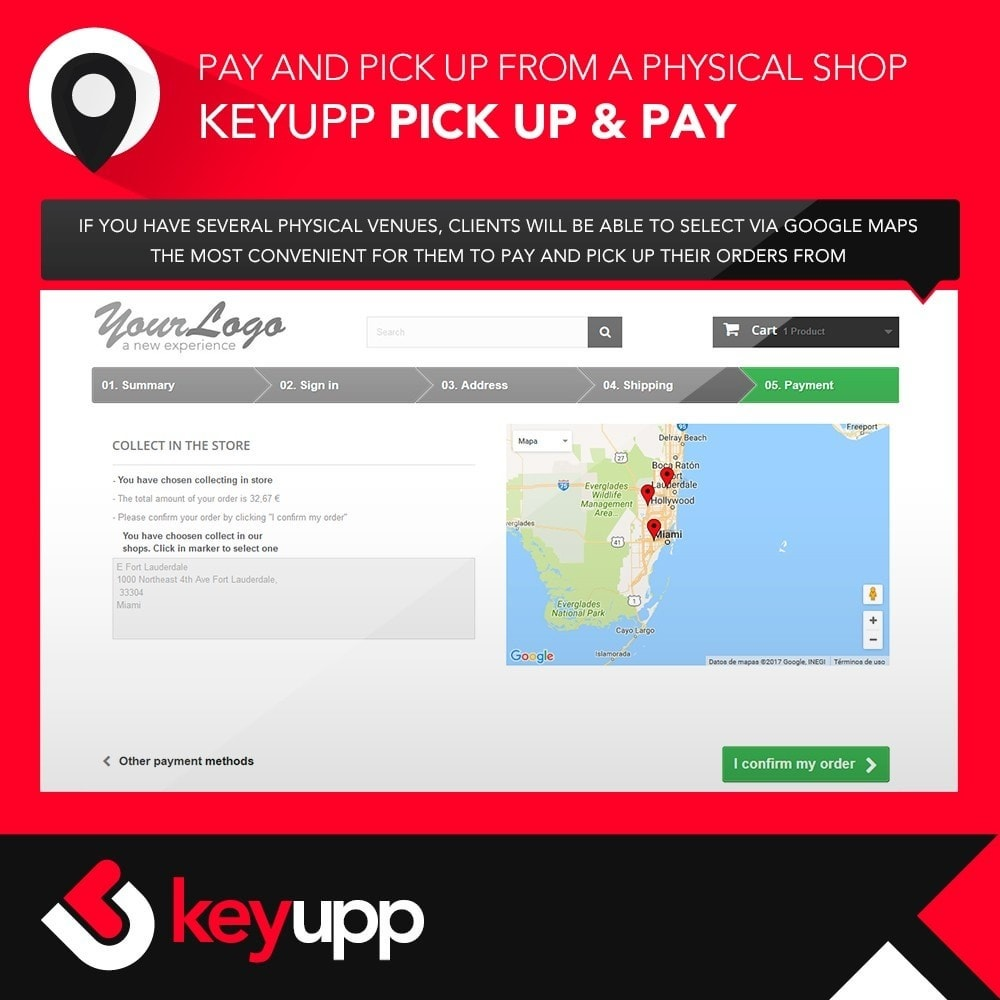 module - Paiement en Magasin - Pick Up & Pay in physical stores - 4
