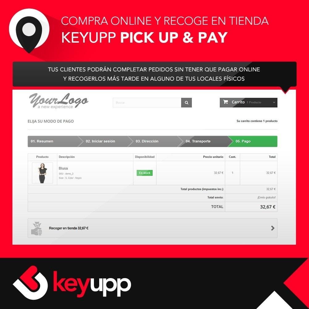 module - Pago en Tienda física (TPV físico) - Recogida y pago en tiendas físicas - 3
