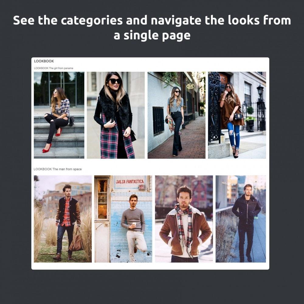 module - Показ товаров - Lookbook - Staging your catalog (fashion, deco…) - 3