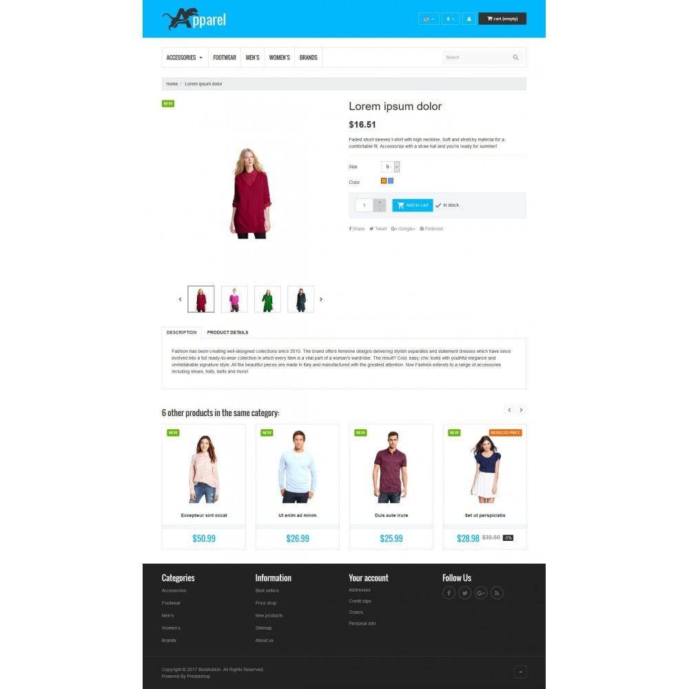 theme - Moda y Calzado - VP_Apparel Store - 4