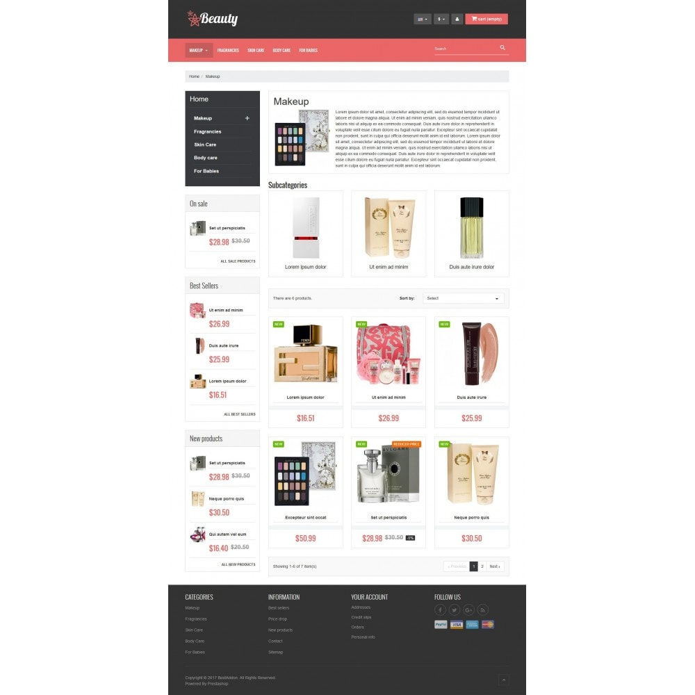 theme - Gesundheit & Schönheit - VP_Beauty Store - 3