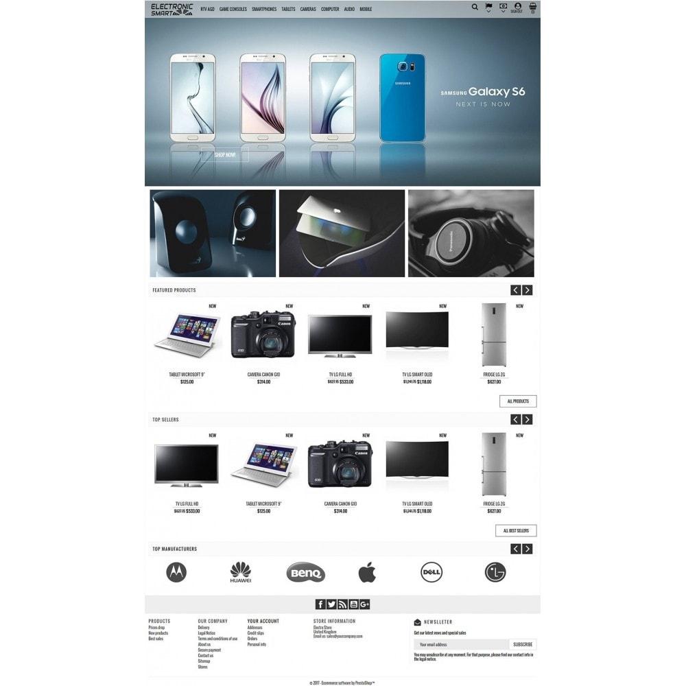 theme - Elektronika & High Tech - Electronic Smart - 3
