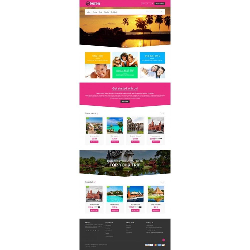 theme - Sport, Aktivitäten & Reise - VP_Journey Store - 2