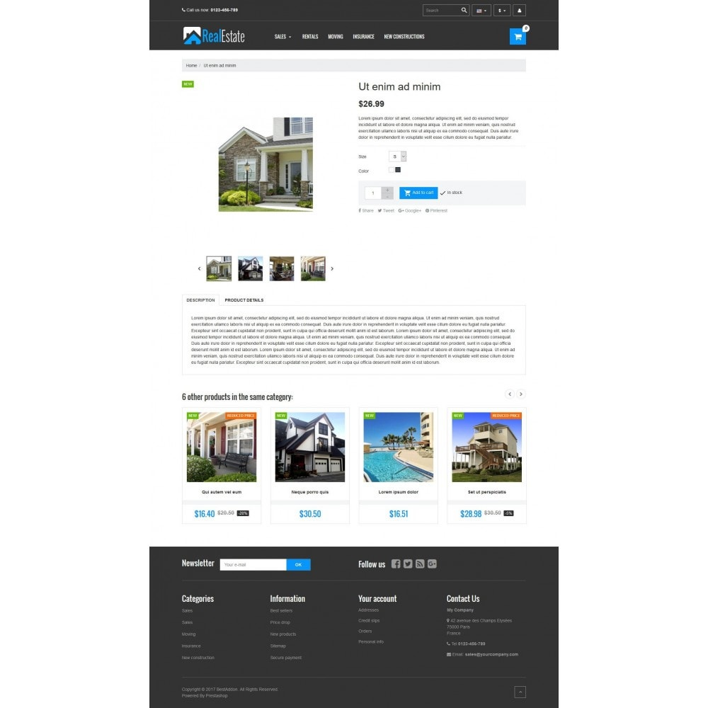 theme - Дом и сад - VP_RealEstate Store - 4