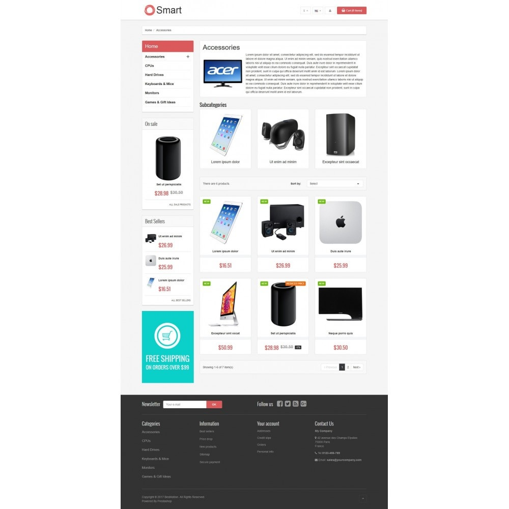 theme - Electronics & Computers - VP_Smart Store - 3