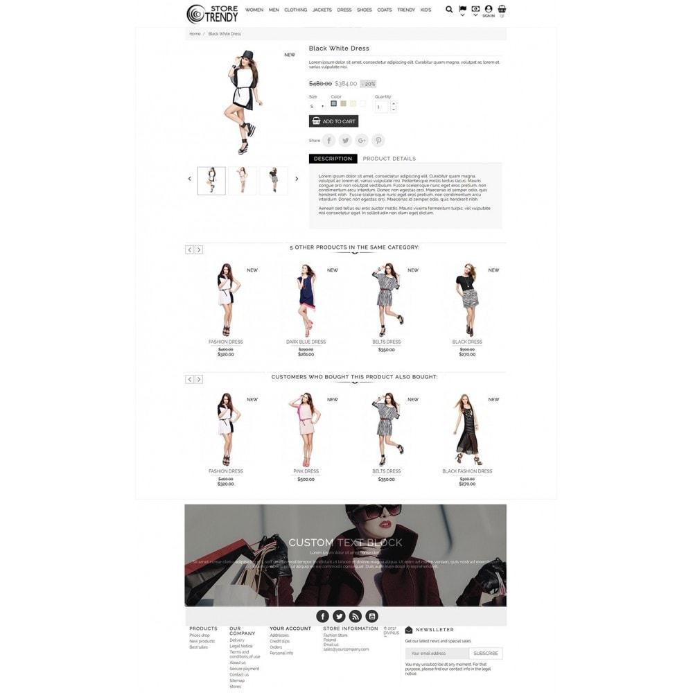 theme - Moda & Obuwie - Trendy Store - 4