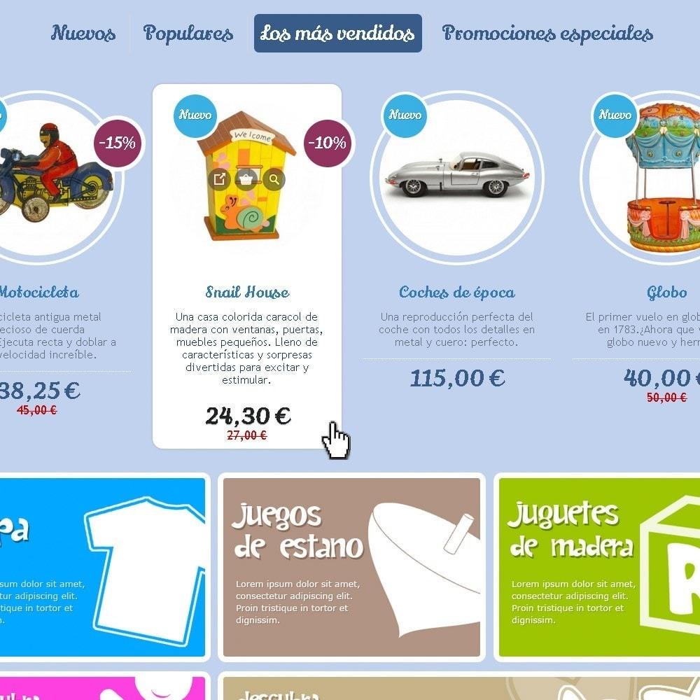 theme - Niños y Juguetes - Happy Kids - 3