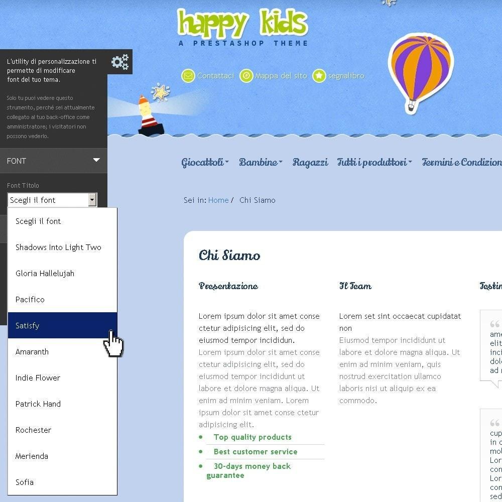 theme - Bambini & Giocattoli - Happy Kids - 12