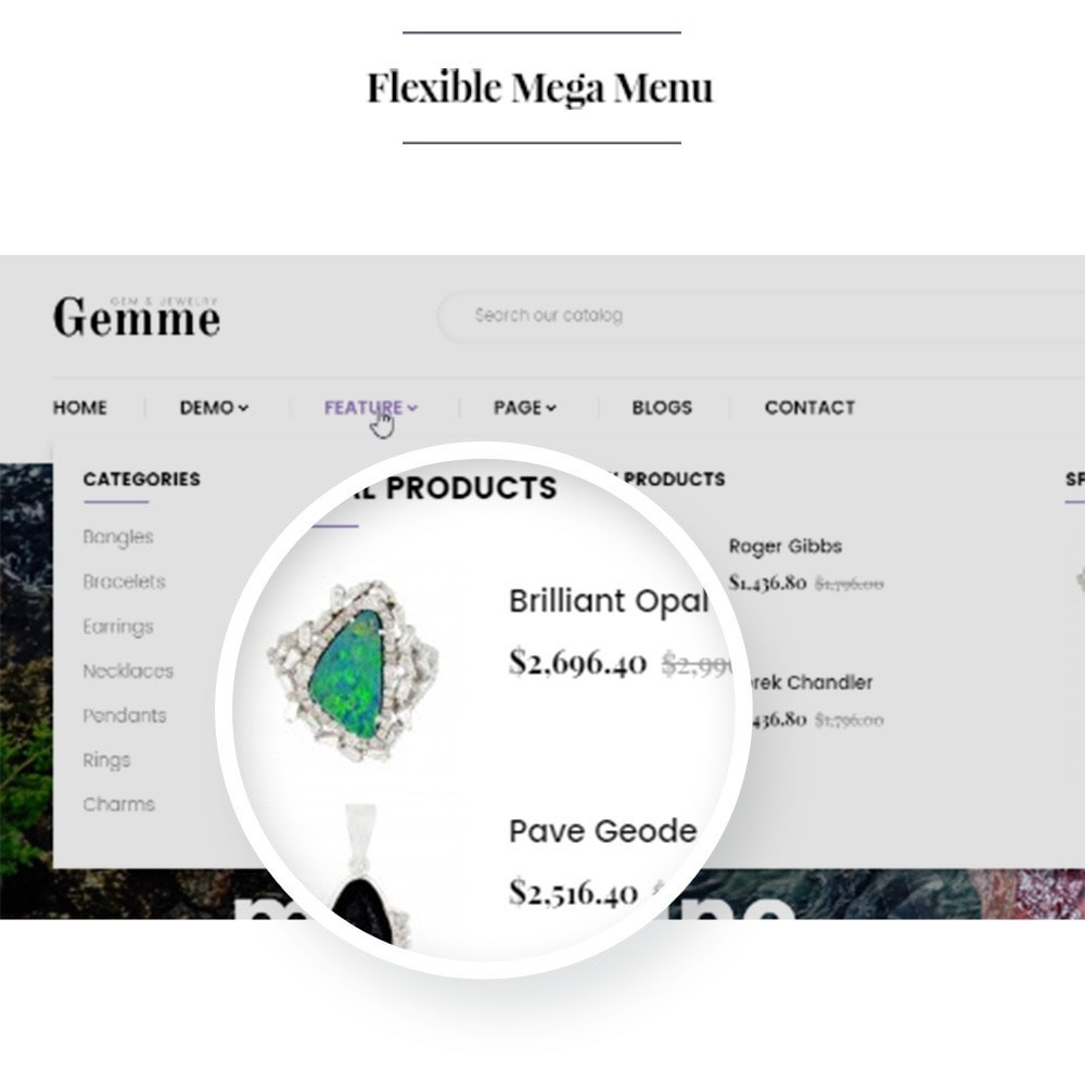 theme - Jewelry & Accessories - Pts Gemme - 7