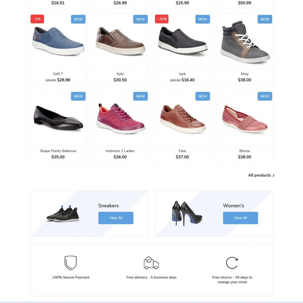 theme - Mode & Chaussures - Talarii Shop - 3