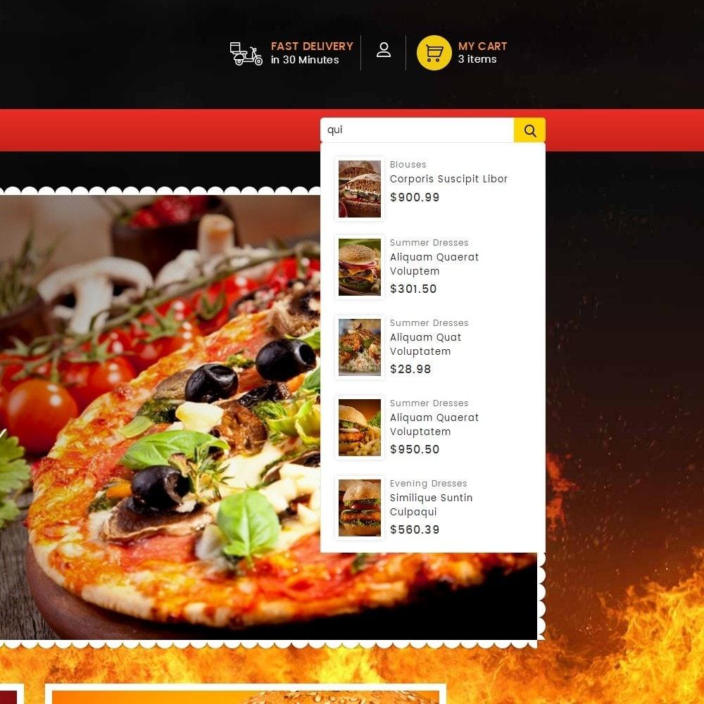 theme - Продовольствие и рестораны - Food Kings - 10