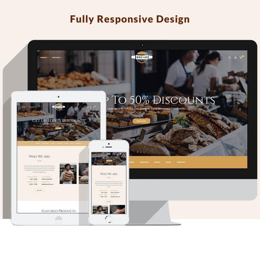 theme - Eten & Restaurant - JMS Bread II - 2