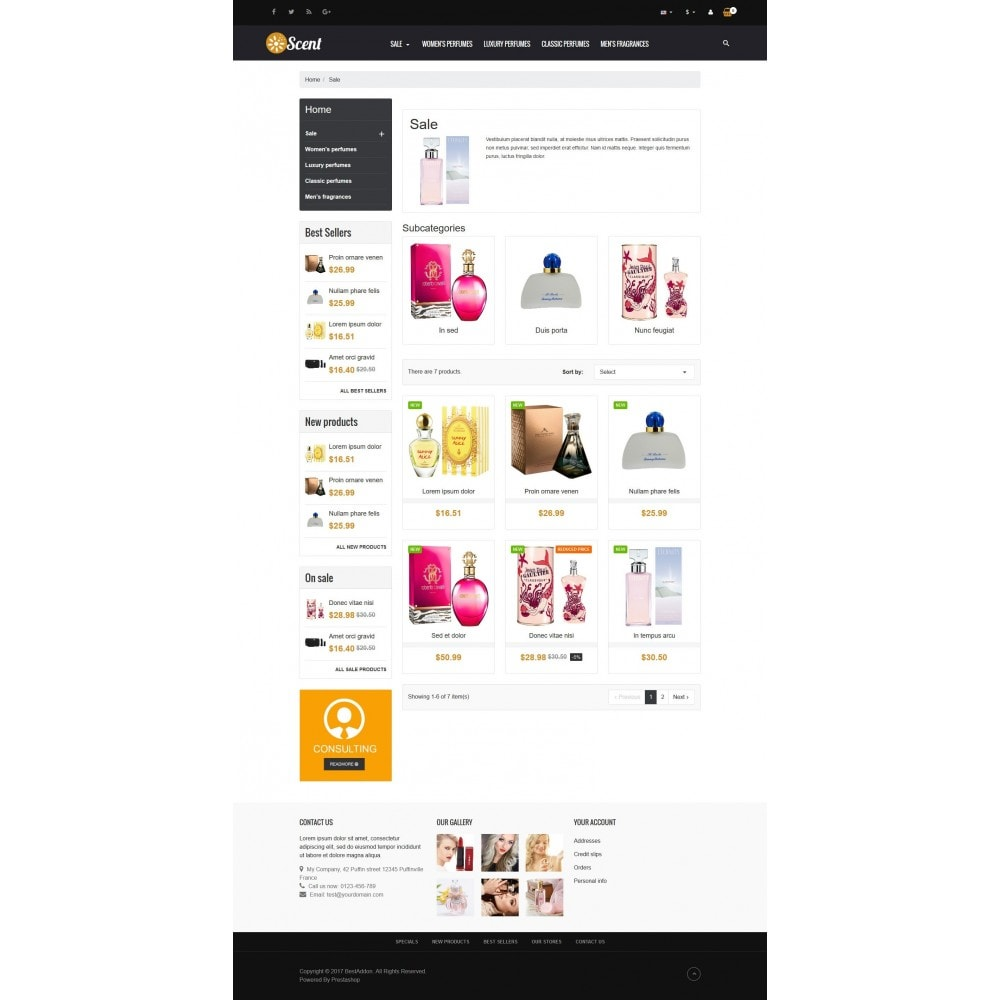 theme - Health & Beauty - VP_Scent Store - 3