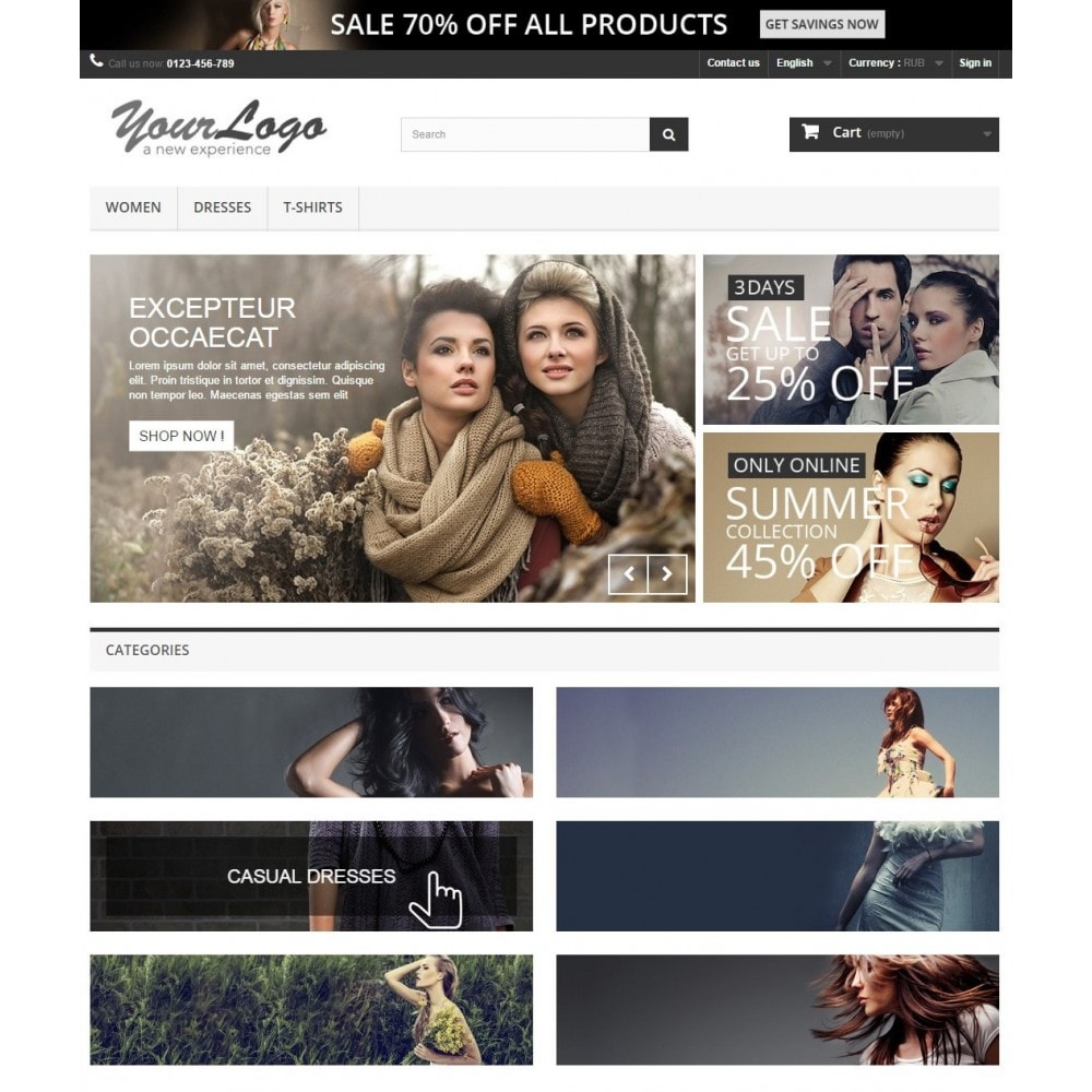 module - Sliders & Galeries - Home Category Slider & Gallery - 2
