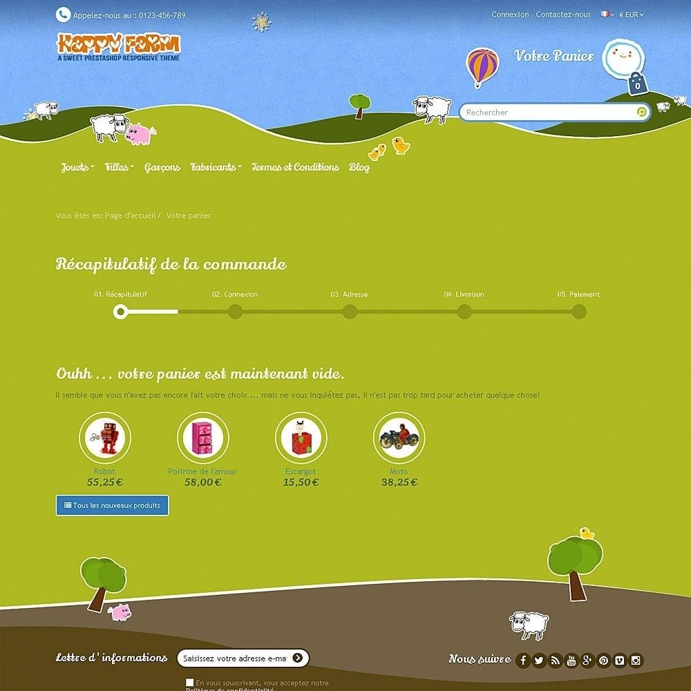 theme - Enfants & Jouets - Happy Farm - 14