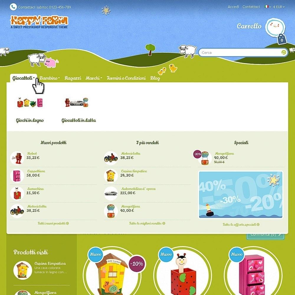 theme - Bambini & Giocattoli - Happy Farm - 3