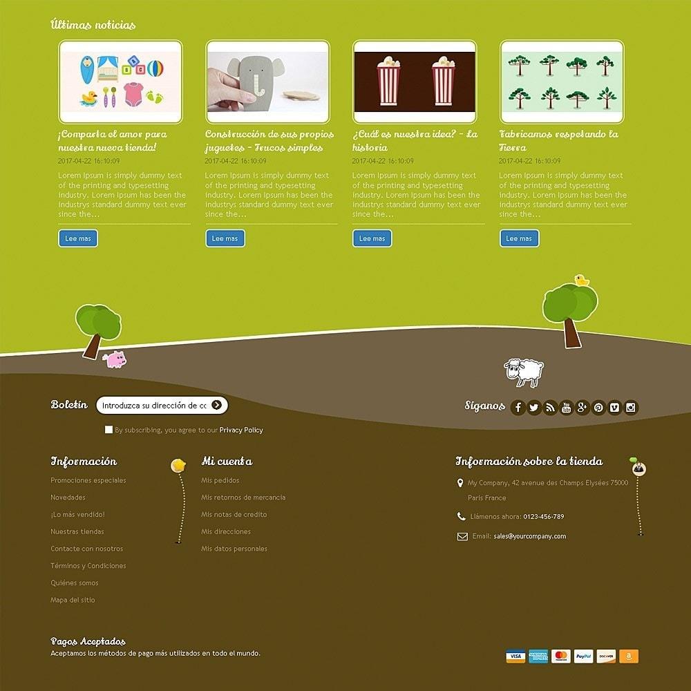 theme - Niños y Juguetes - Happy Farm - 8