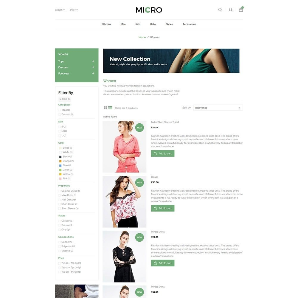 theme - Moda & Obuwie - Fashion Store - 4