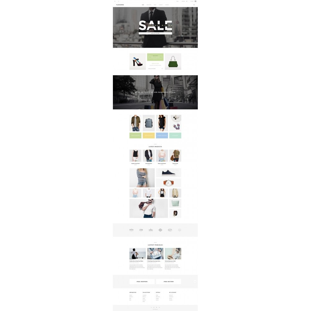 theme - Moda & Calçados - JMS Fashionus II - 11