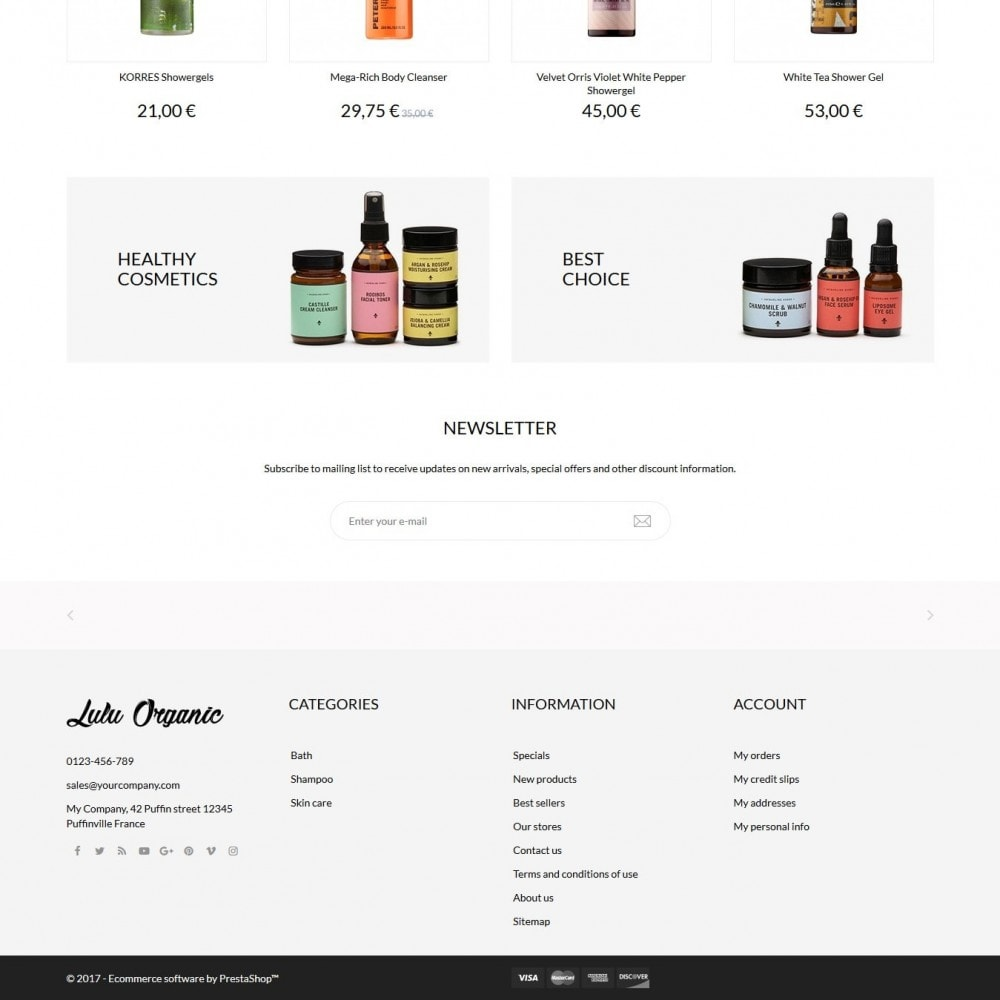 theme - Health & Beauty - Lulu Organic - Cosmetics Store - 4