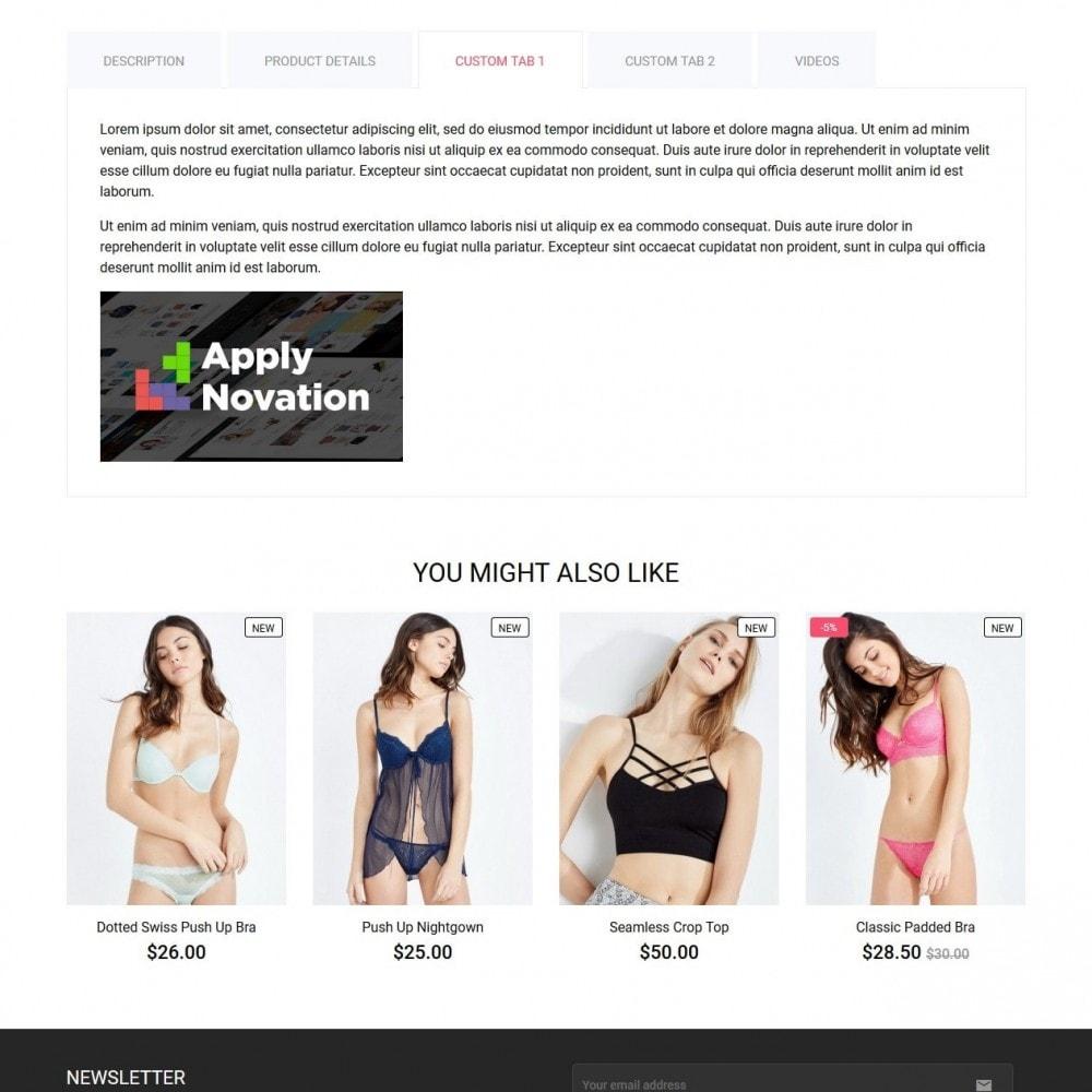 theme - Lingerie & Adulte - Annabella Lingerie Shop - 8