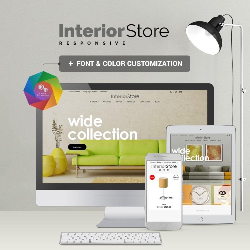 theme - Casa & Jardins - Interior Store - 1
