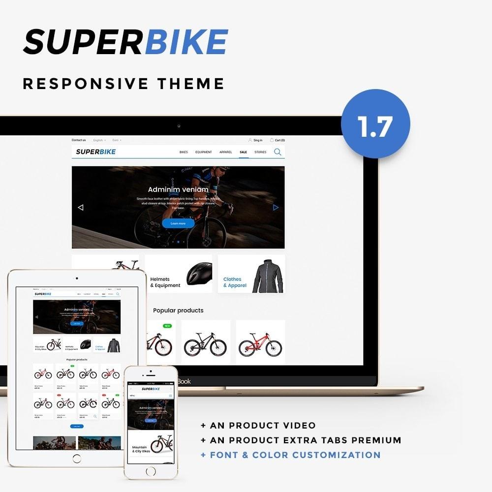 theme - Desporto, Actividades & Viagens - Superbike - 1