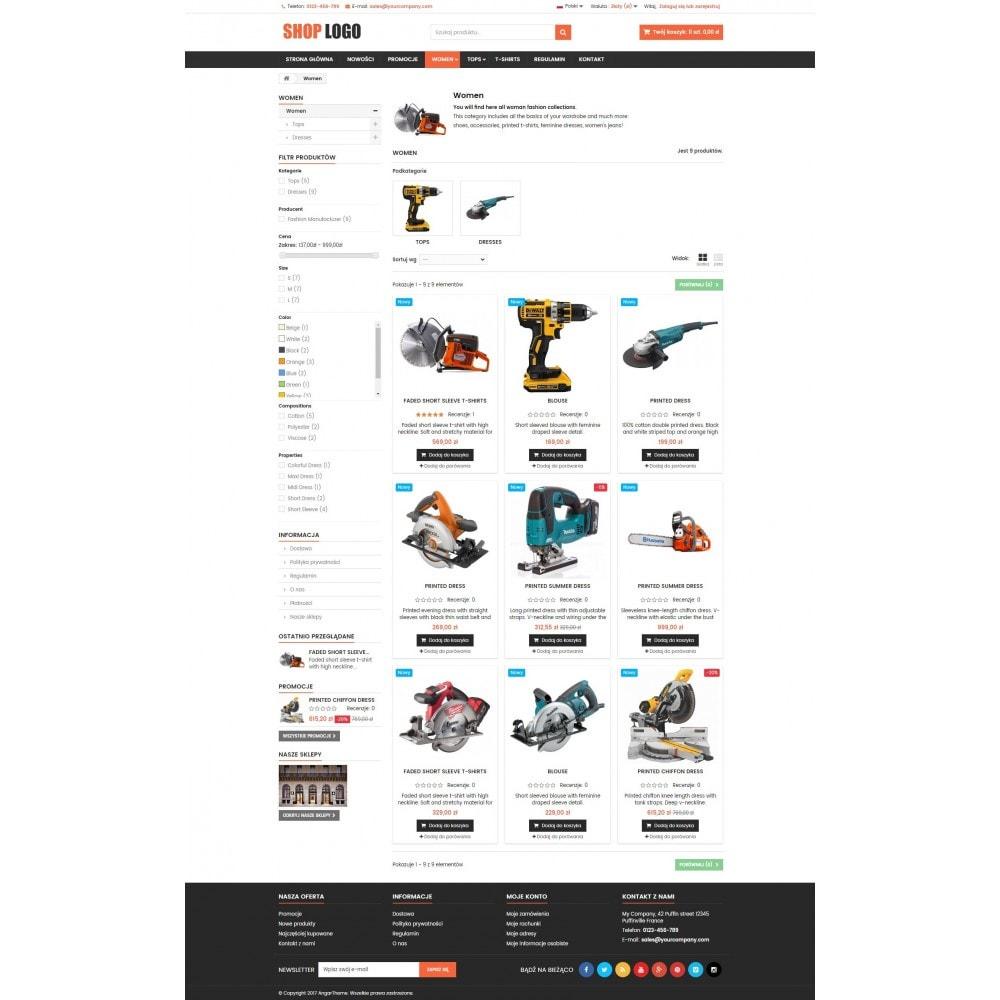 theme - Dom & Ogród - P16AT02 Narzędzia i części zamienne - 4