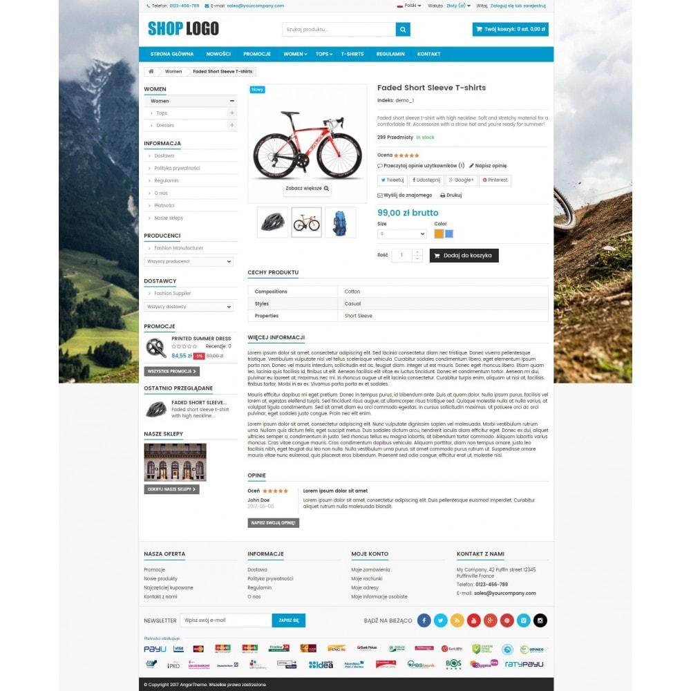 theme - Sport, Rozrywka & Podróże - P16AT03 Rowery, sport i podróże - 5