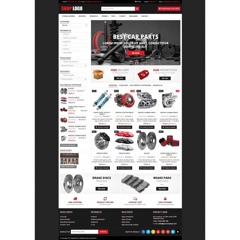 theme - Samochody - ATS04 Samochody, części zamienne i narzędzia - 3