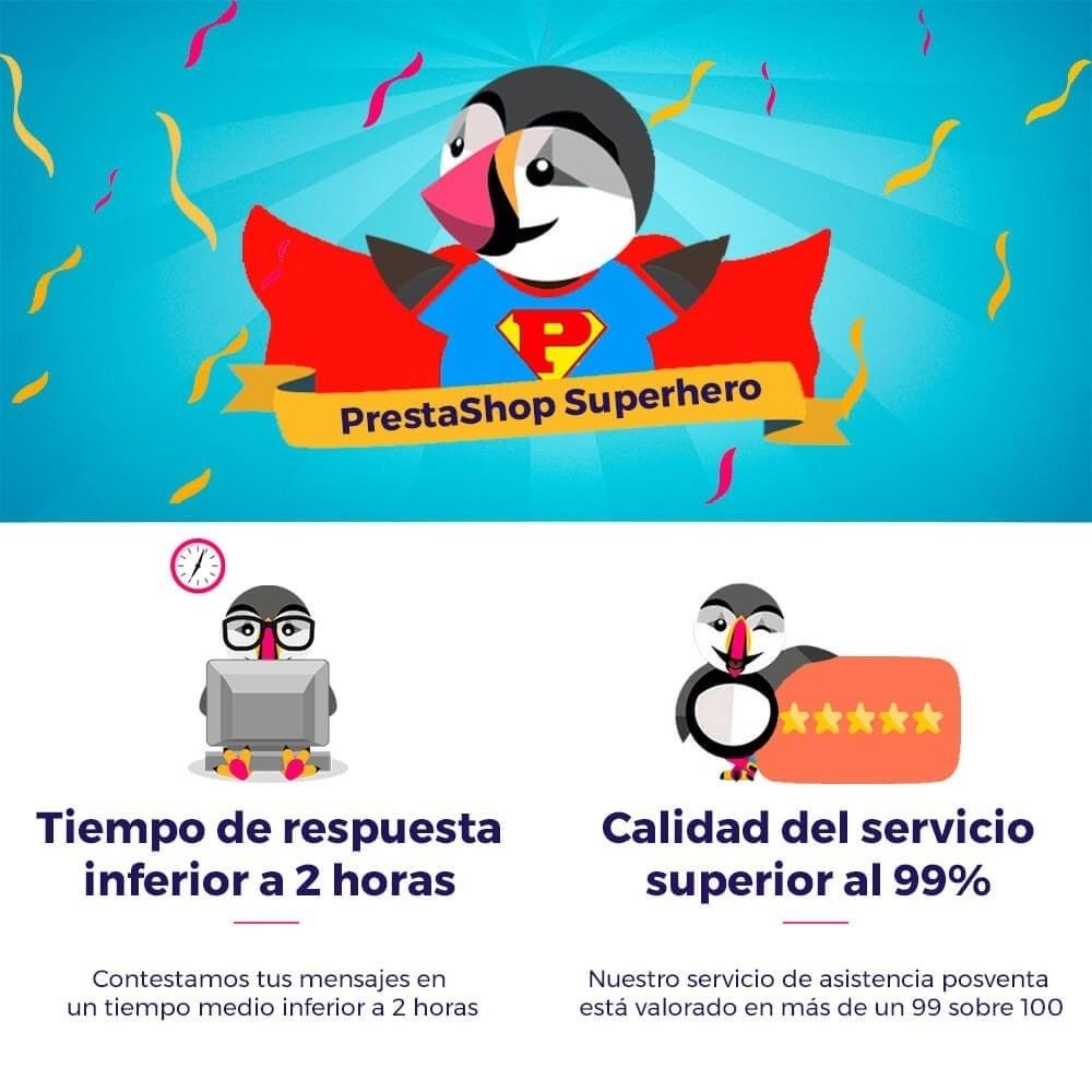 bundle - Módulos PrestaShop - Must-have: Cash on delivery + Cookies (GDPR) Pack - 13