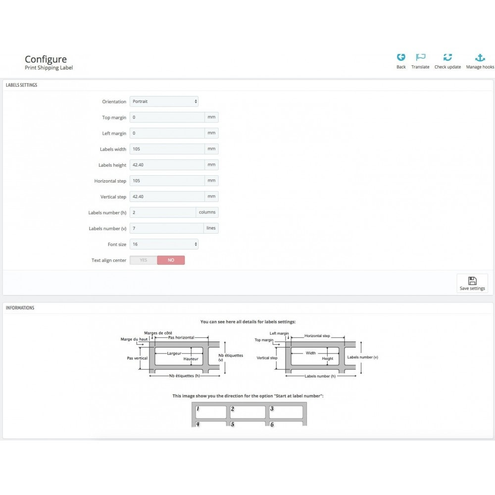 module - Подготовка и отправка - Automatic print shipping labels + Status update - 3